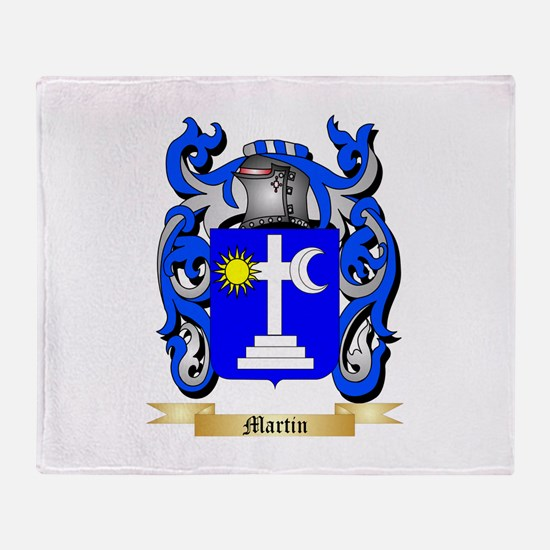 Martin Throw Blanket