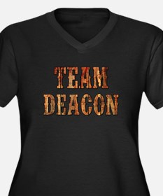 TEAM DEACON Plus Size T-Shirt