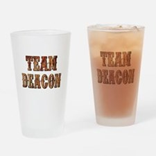 TEAM DEACON Drinking Glass