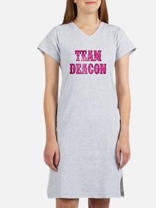 TEAM DEACON Women's Nightshirt