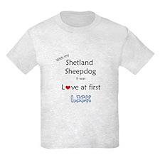 Sheltie Lick T-Shirt