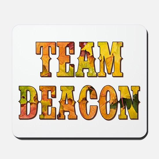 TEAM DEACON Mousepad