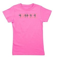 Cute Dancer Girl's Tee