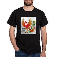 Cute Phoenix bird T-Shirt