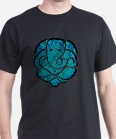 Cute Lord ganesh T-Shirt