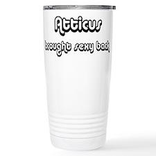 Cute Atticus Travel Mug