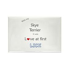 Skye Lick Rectangle Magnet