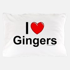 Gingers Pillow Case