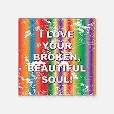 BEAUTIFUL SOUL Sticker