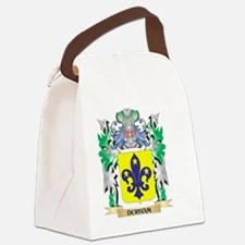Durham Coat of Arms (Family Crest Canvas Lunch Bag