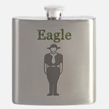 Eagle Scout Flask