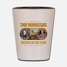 2nd Manassas (FH2) Shot Glass