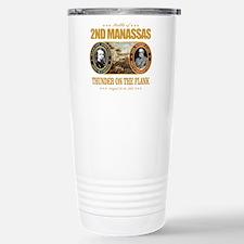 2nd Manassas (FH2) Stainless Steel Travel Mug