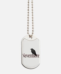 Nevermore Dog Tags