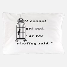Mansfield Park Quote Pillow Case
