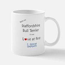 Staffy Lick Mug