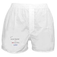 Sussex Lick Boxer Shorts