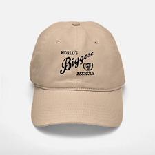 World's Biggest Asshole Baseball Baseball Cap