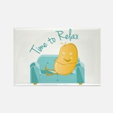 Time To Relax Magnets