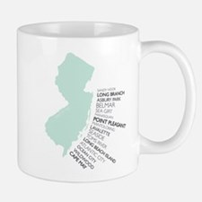 NJ SHORE Mug