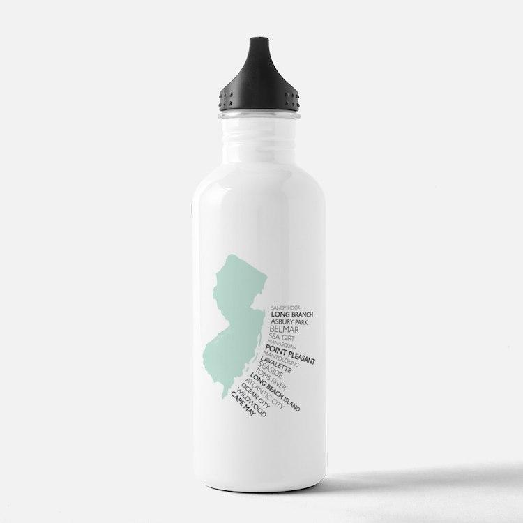 NJ SHORE Water Bottle