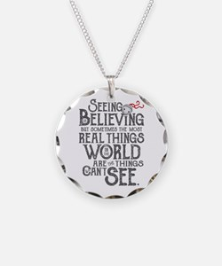 Seeing is Believing Necklace