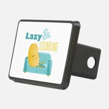 Lazy Lounging Hitch Cover