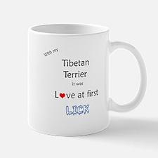 Tibetan Terrier Lick Mug
