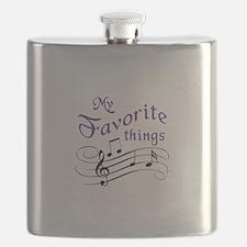 My Favorite Things Flask