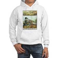 Flight of the Fast Mail Hoodie