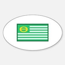 Ecology Flag Decal