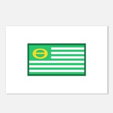 Ecology Flag Postcards (Package of 8)
