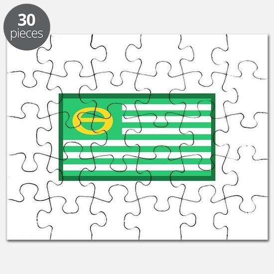 Ecology Flag Puzzle