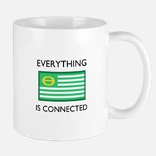 Everything Is Connected Mugs