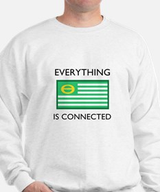 Everything Is Connected Sweatshirt