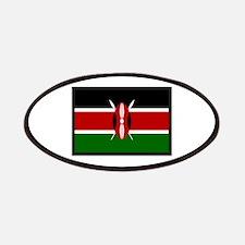 Flag Of Kenya Patch