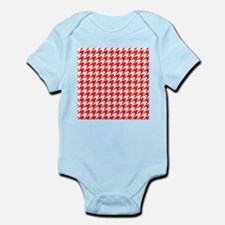 Houndstooth Body Suit