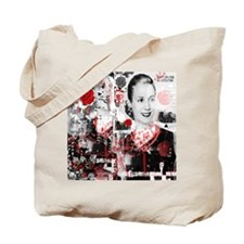 Cute Evita Tote Bag