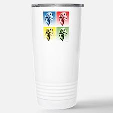 Cute Popart Travel Mug