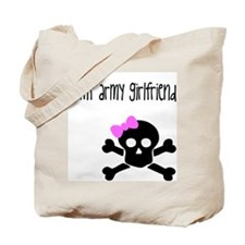 BAMF Army Girlfriend Tote Bag