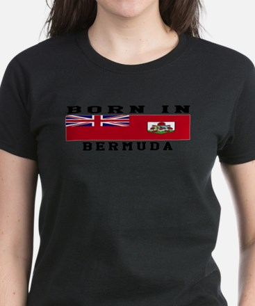 Born In Bermuda T-Shirt