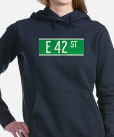 Cute 42 name Women's Hooded Sweatshirt