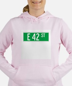 Funny 42 name Women's Hooded Sweatshirt