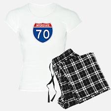 Interstate 70, USA Pajamas