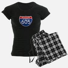 Interstate 605 - CA Pajamas