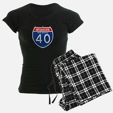 Interstate 90 - WY Pajamas