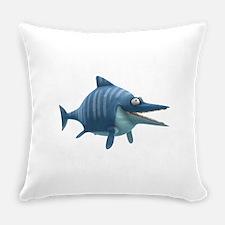Icthyosaurus Everyday Pillow