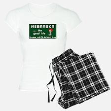 Welcome to Nebraska - USA Pajamas