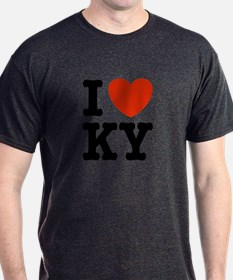 I Love KY (kentucky) T-Shirt