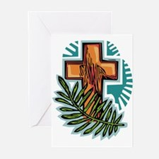 Easter Cross Greeting Cards (Pk of 10)